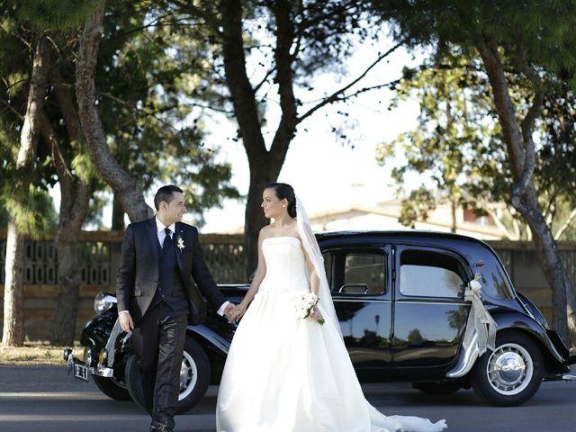 La boda de Iván y Ana en Almassora/almazora, Castellón 6