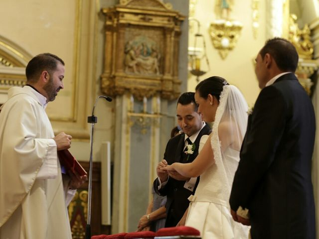 La boda de Iván y Ana en Almassora/almazora, Castellón 7