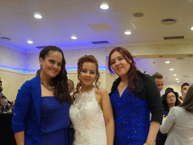 La boda de José Carlos y Layla en Benidorm, Alicante 9