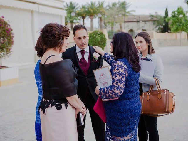 La boda de José Carlos y Layla en Benidorm, Alicante 14