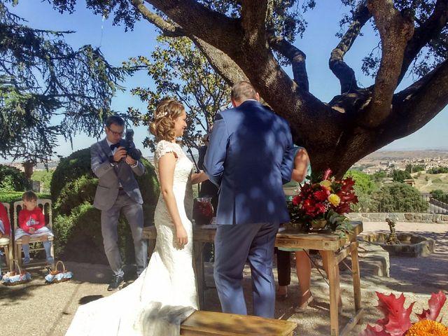 La boda de Antonio y Teresa en Toledo, Toledo 1