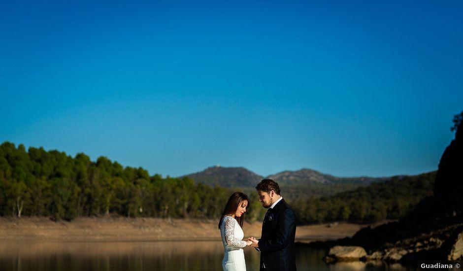 La boda de Iván y Alejandra en Zalamea De La Serena, Badajoz