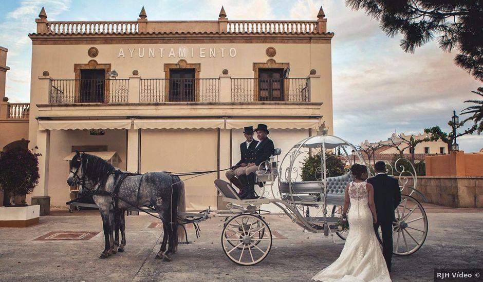 La boda de José Carlos y Layla en Benidorm, Alicante