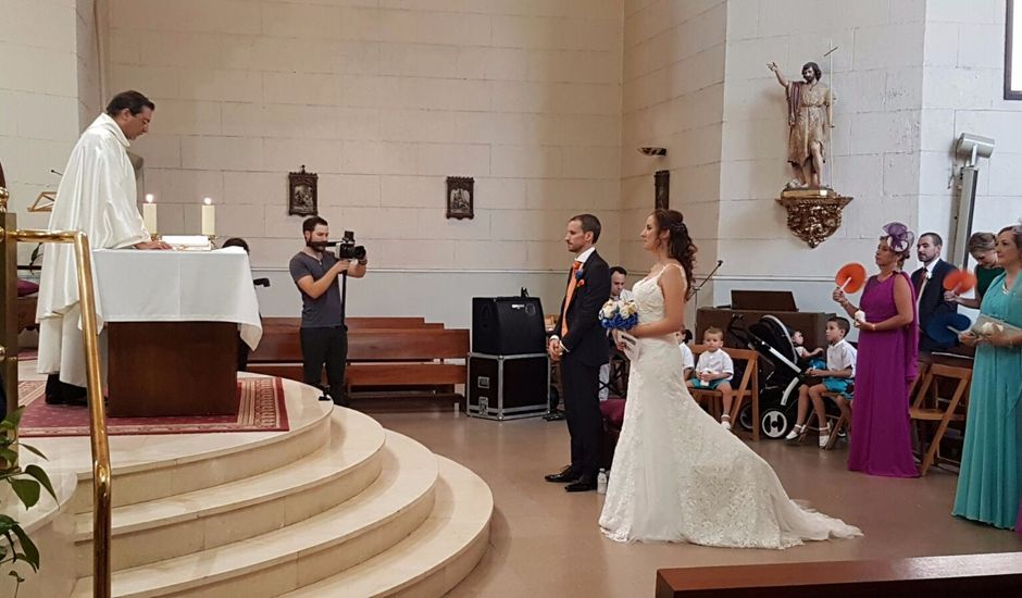 La boda de Luis y Arancha en Madrid, Madrid