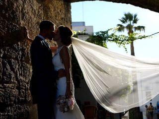 La boda de María Esther y Luis