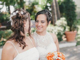 La boda de Natàlia y Sandra