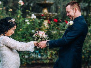La boda de Roxana y Daniel