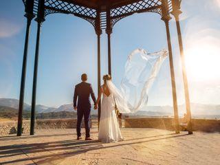 La boda de Henrique y Julia