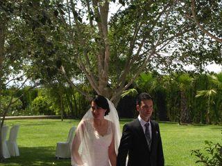 La boda de Cristina y José Manuel