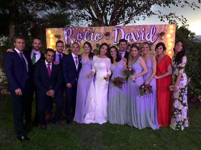 La boda de David y Rocío  en Cartagena, Murcia 2