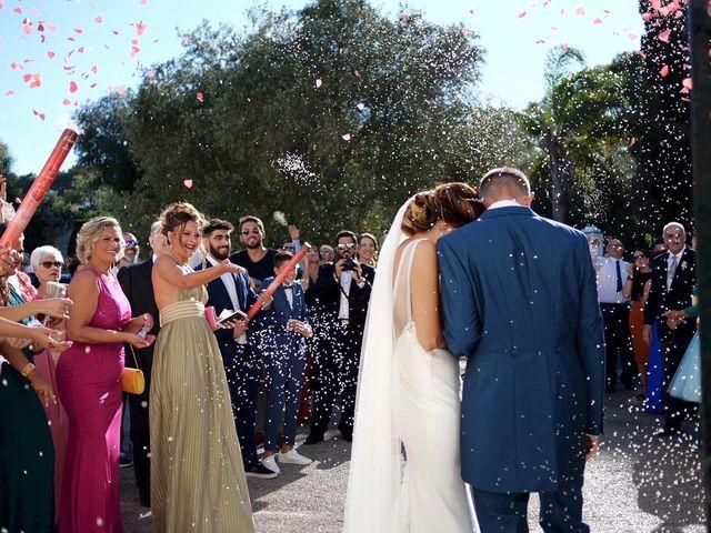 La boda de Luis y María Esther en Barbate, Cádiz 16