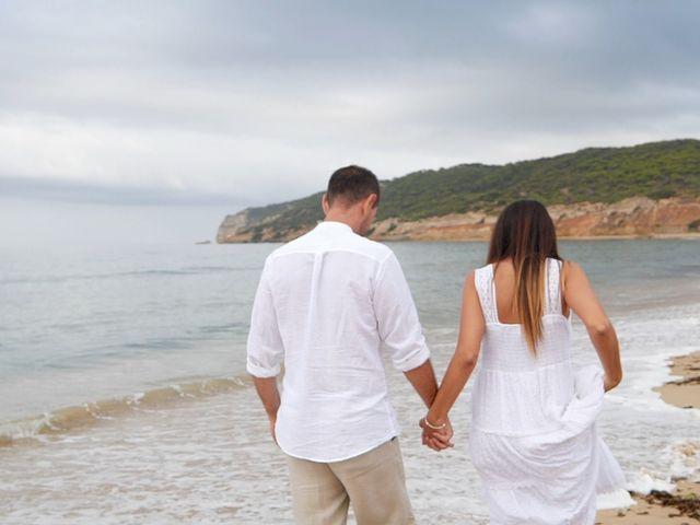 La boda de Luis y María Esther en Barbate, Cádiz 22