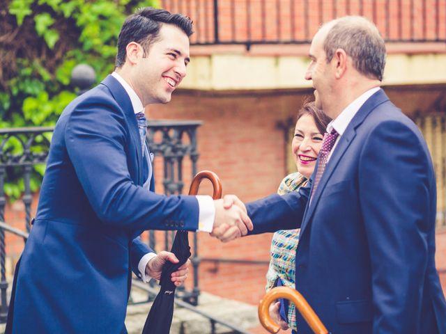 La boda de Guillermo y Elisabeth en Algete, Madrid 41