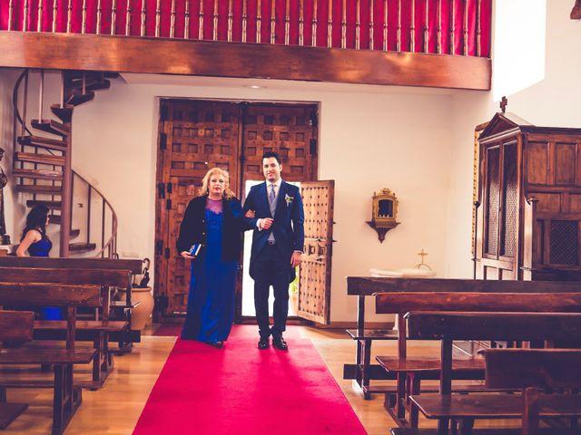 La boda de Guillermo y Elisabeth en Algete, Madrid 43