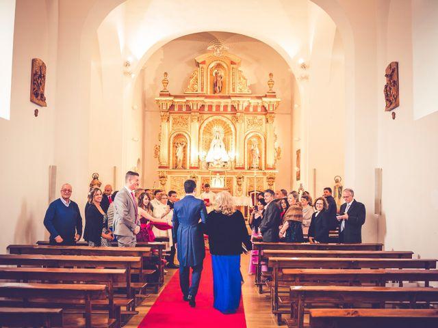 La boda de Guillermo y Elisabeth en Algete, Madrid 44