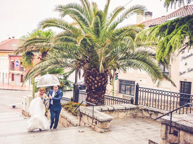 La boda de Guillermo y Elisabeth en Algete, Madrid 46
