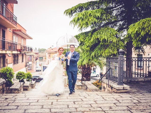 La boda de Guillermo y Elisabeth en Algete, Madrid 47