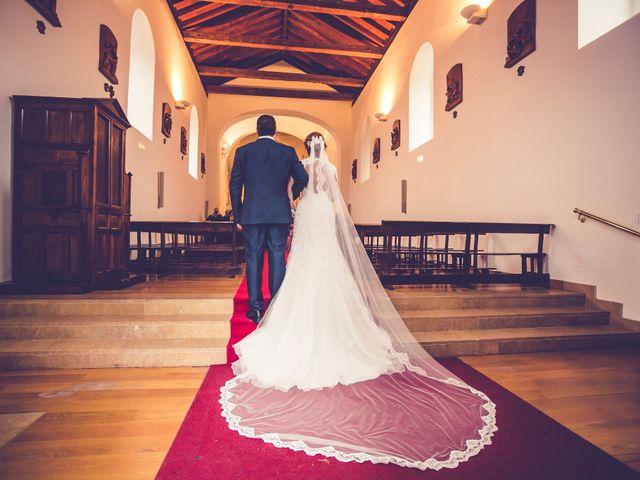 La boda de Guillermo y Elisabeth en Algete, Madrid 49