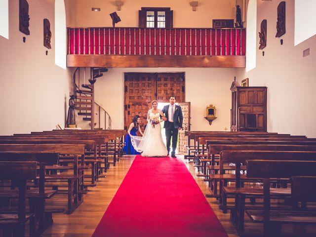 La boda de Guillermo y Elisabeth en Algete, Madrid 50
