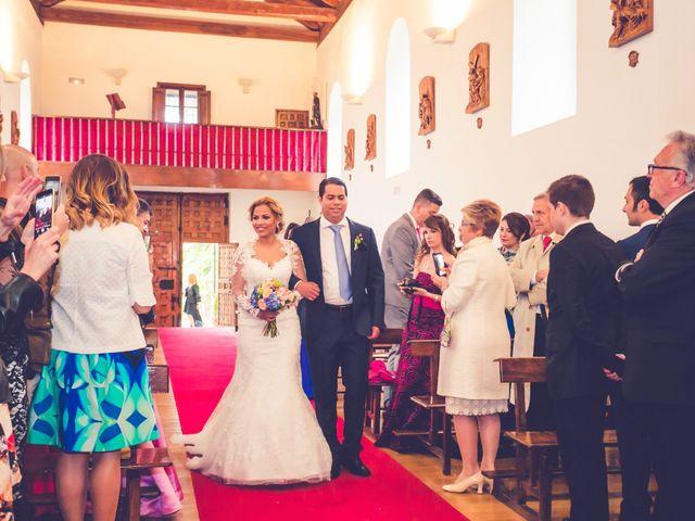 La boda de Guillermo y Elisabeth en Algete, Madrid 51