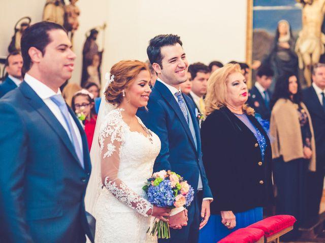La boda de Guillermo y Elisabeth en Algete, Madrid 52