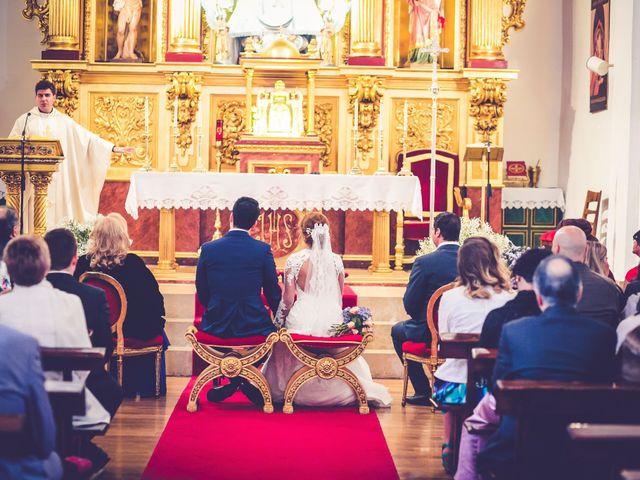 La boda de Guillermo y Elisabeth en Algete, Madrid 54