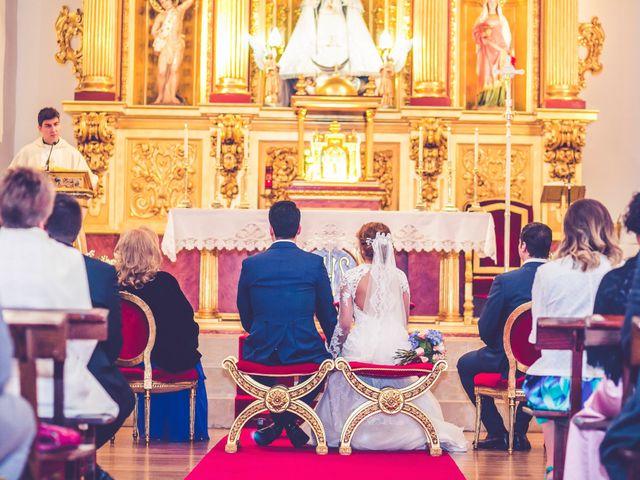 La boda de Guillermo y Elisabeth en Algete, Madrid 56