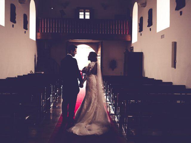 La boda de Guillermo y Elisabeth en Algete, Madrid 59