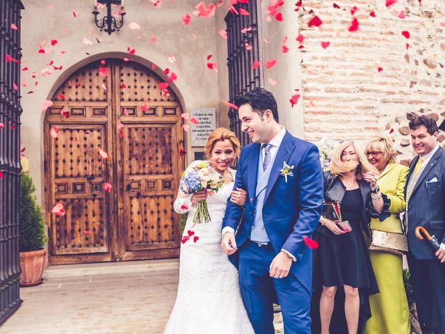 La boda de Guillermo y Elisabeth en Algete, Madrid 60
