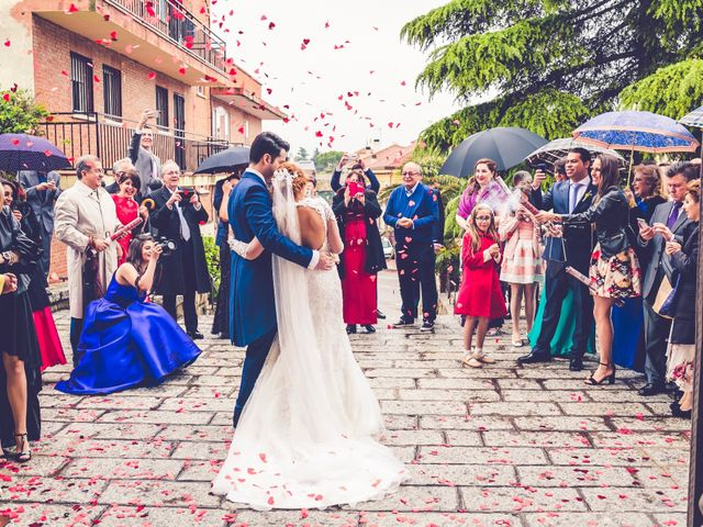 La boda de Guillermo y Elisabeth en Algete, Madrid 61