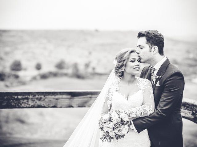 La boda de Elisabeth y Guillermo