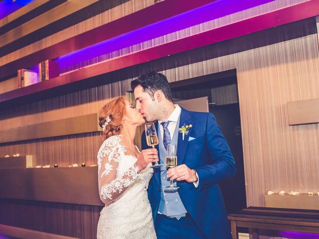 La boda de Guillermo y Elisabeth en Algete, Madrid 79