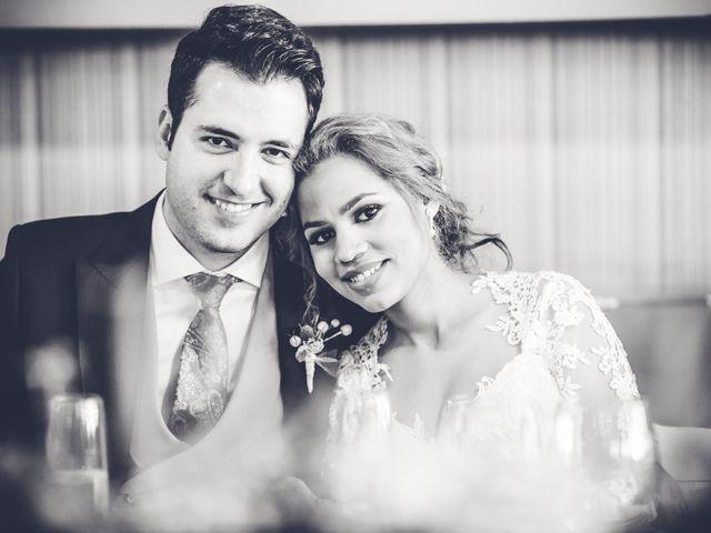 La boda de Guillermo y Elisabeth en Algete, Madrid 80