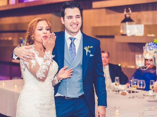 La boda de Guillermo y Elisabeth en Algete, Madrid 92