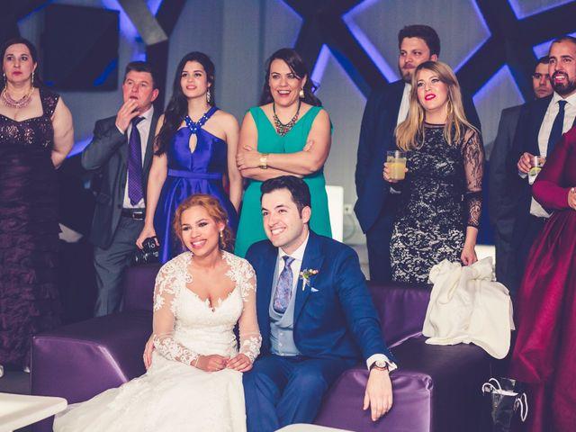 La boda de Guillermo y Elisabeth en Algete, Madrid 106