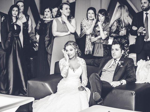 La boda de Guillermo y Elisabeth en Algete, Madrid 108