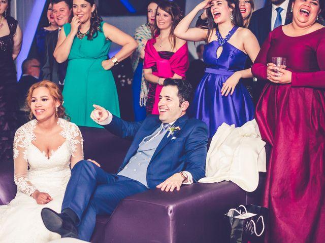 La boda de Guillermo y Elisabeth en Algete, Madrid 109
