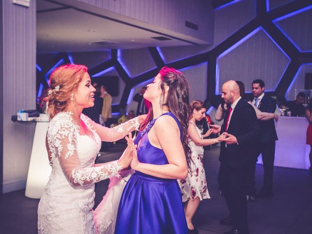 La boda de Guillermo y Elisabeth en Algete, Madrid 116