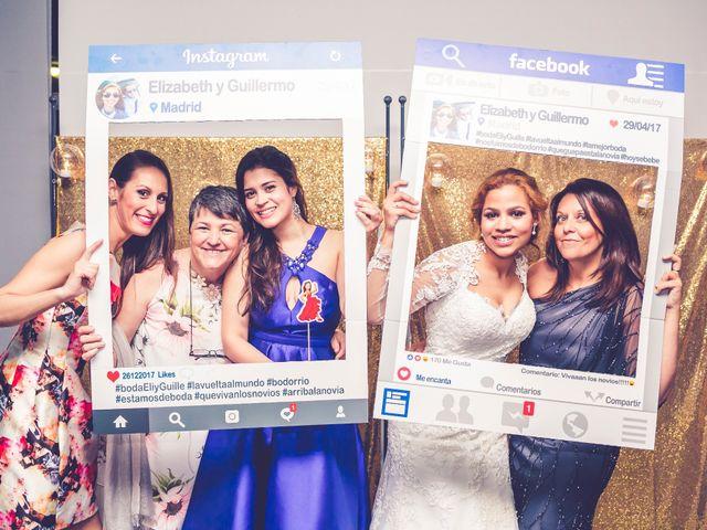La boda de Guillermo y Elisabeth en Algete, Madrid 120