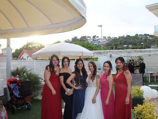 La boda de Adrian  y Yessica en Castelldefels, Barcelona 1