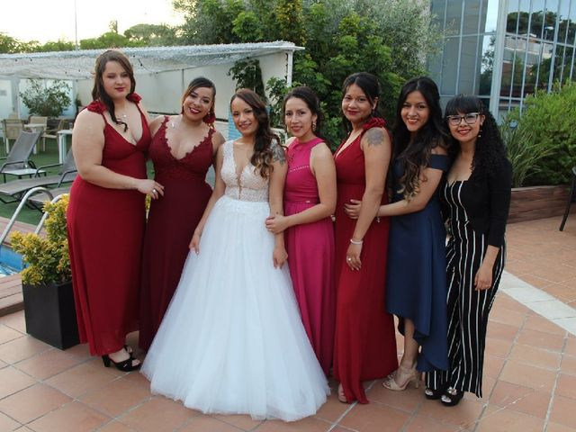 La boda de Adrian  y Yessica en Castelldefels, Barcelona 2