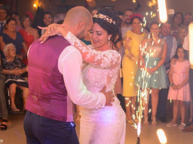 La boda de Susana y Mateo