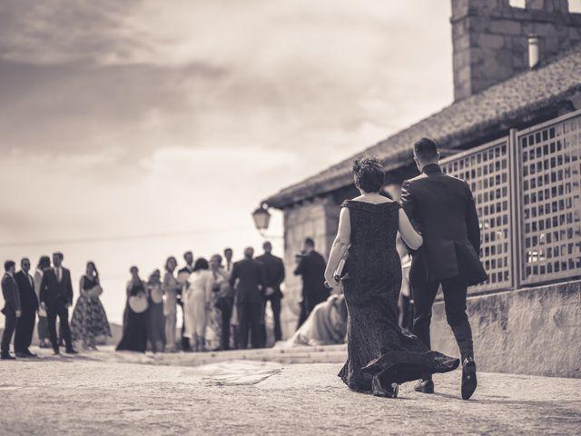 La boda de Iván y Marta en Miraflores De La Sierra, Madrid 34