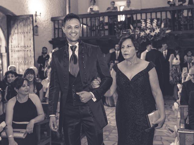 La boda de Iván y Marta en Miraflores De La Sierra, Madrid 36