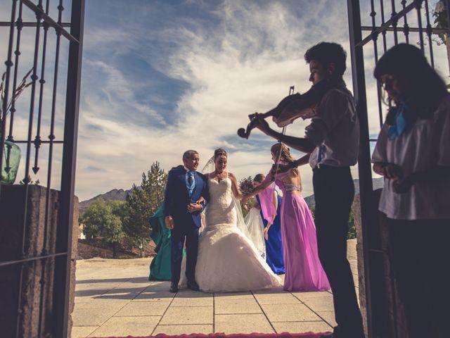 La boda de Iván y Marta en Miraflores De La Sierra, Madrid 41