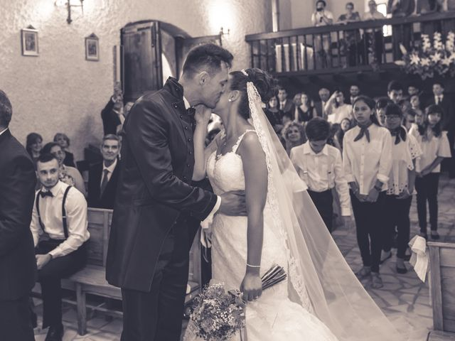 La boda de Iván y Marta en Miraflores De La Sierra, Madrid 43
