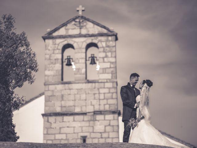 La boda de Iván y Marta en Miraflores De La Sierra, Madrid 1