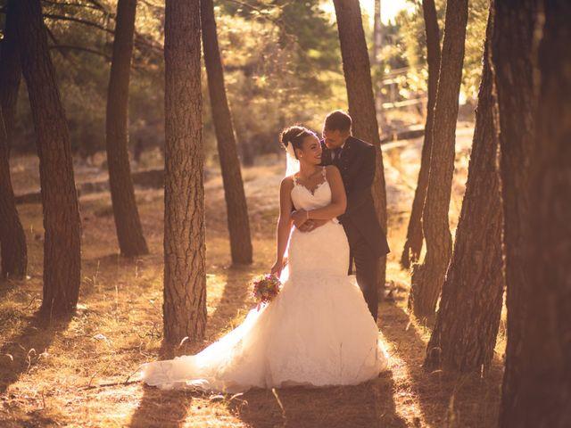 La boda de Iván y Marta en Miraflores De La Sierra, Madrid 59
