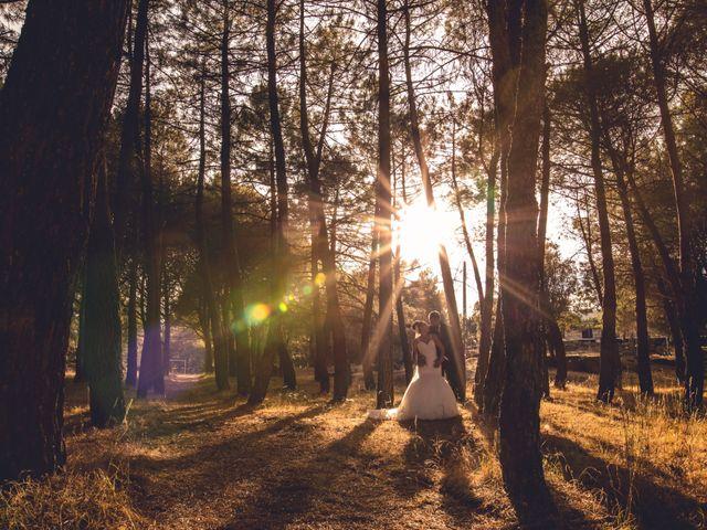 La boda de Iván y Marta en Miraflores De La Sierra, Madrid 60