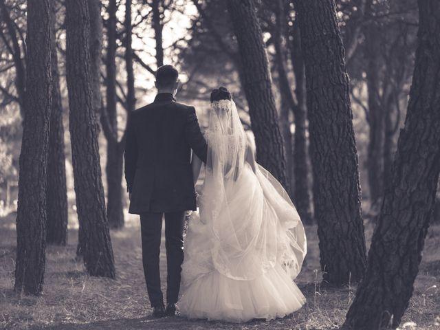 La boda de Iván y Marta en Miraflores De La Sierra, Madrid 61